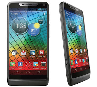 Motorola Razor I - All About User Interface