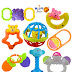 Gift for kids - Teether Toy Set