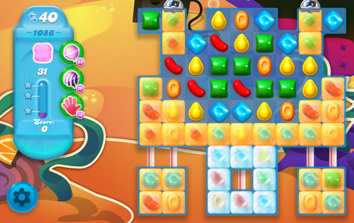 Candy Crush Soda Saga 1086