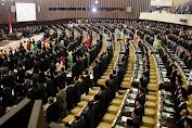 Hari Ini Anggota DPR/MPR/DPD Terpilih Periode 2019-2024 Dilantik