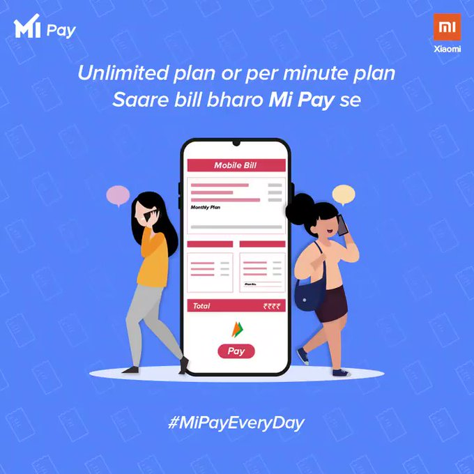 Xiaomi has made its UPI based payment app Mi Pay now available on Google Play Store, which till now was only available in Xiaomi smartphones.