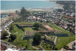 Tempat Wisata di Bengkulu Fort Marlborough