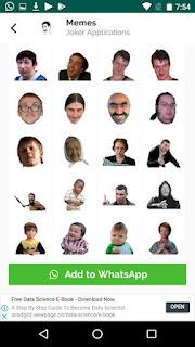 Stickers WhatsApp WAStickerApp Pro v2.0 APK