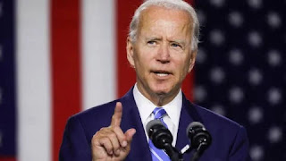 Biden arremete contra Trump por afirmar no hay que temerle al covid-19