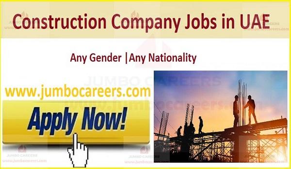 Current Dubai job vacancies,