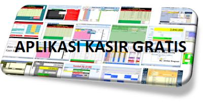 Aplikasi Penjualan (Kasir Toko) Excel Gratis