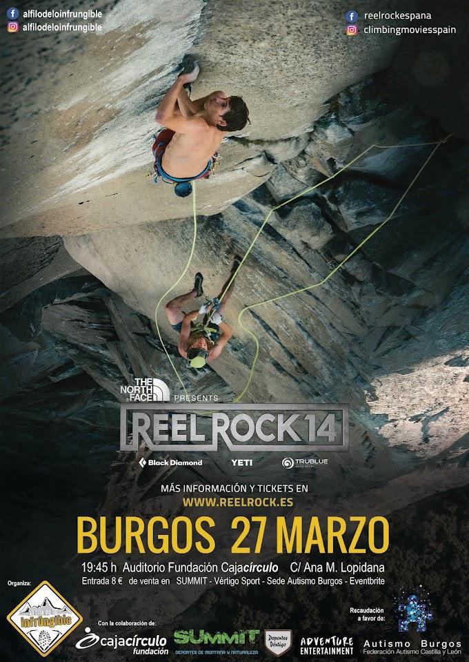 REEL ROCK 14 - BURGOS
