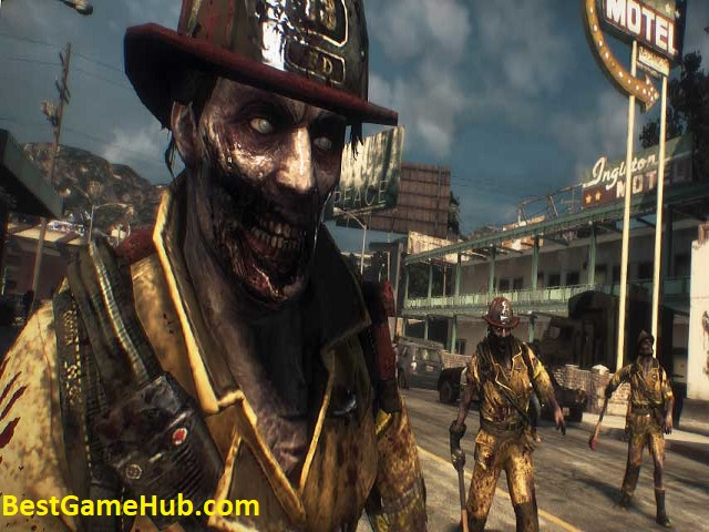 Dead Rising 3 Full Version PC Game Download Free
