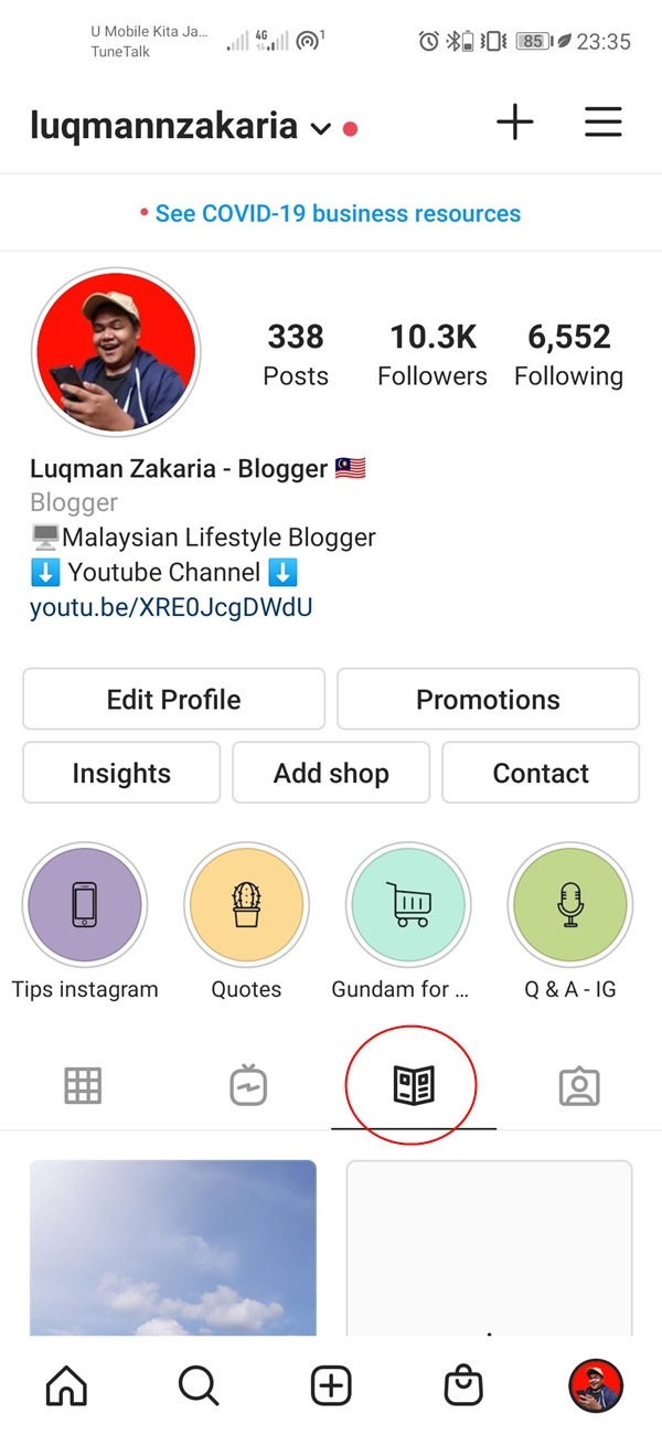 Feature terbaru di Instagram