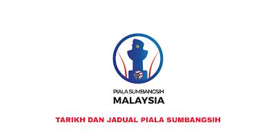 Tarikh dan Jadual Piala Sumbangsih 2020