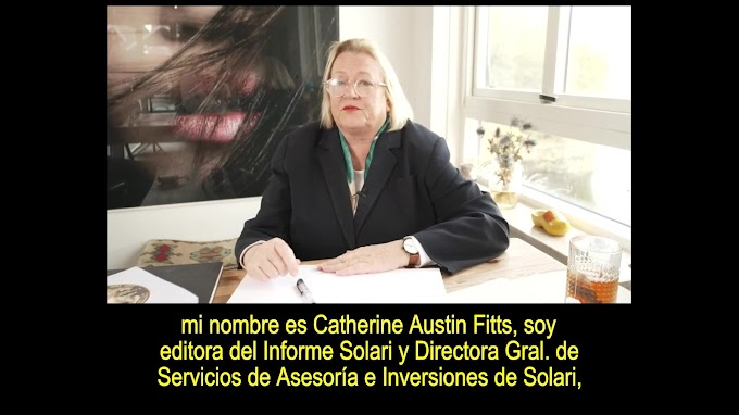Catherine Austin Fitts, analista y economista