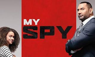 فيلم My Spy 2020 مترجم