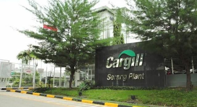 Lowongan Kerja Plant Admin & Secretary Cargill Indonesia Plant Cikande