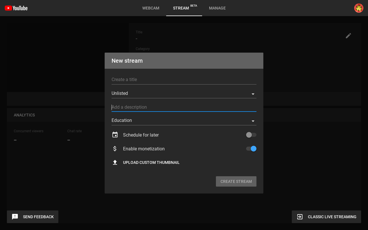 How to Use the New YouTube Live Control Room