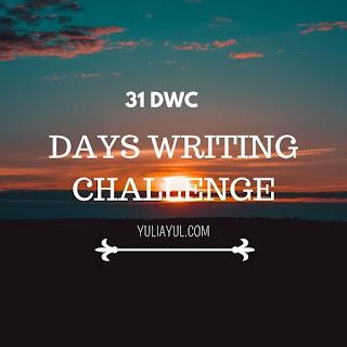31dwc | Days Writing Challenge