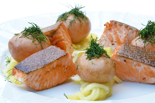 Is salmon good for you to lose weight?