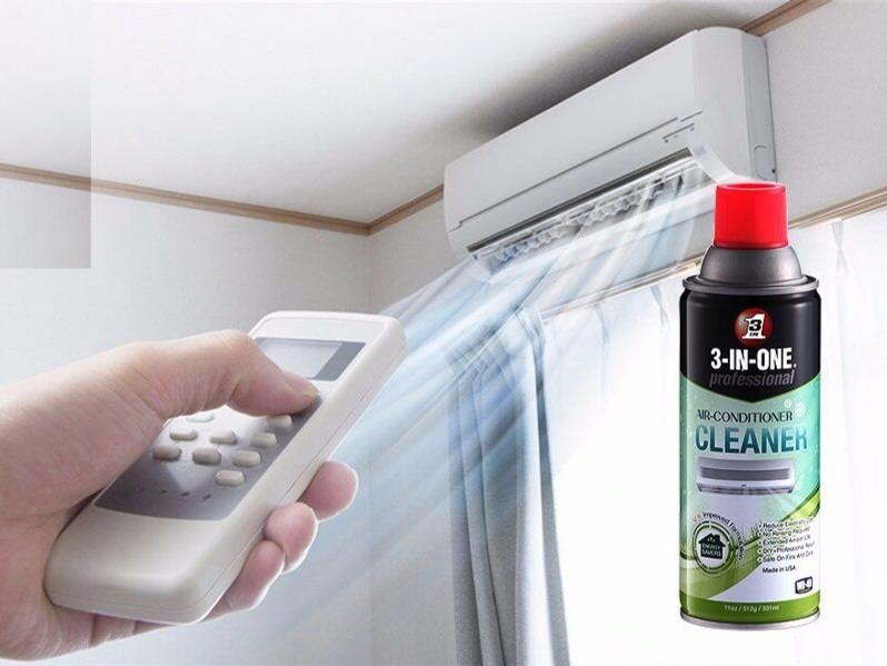 Cara Mudah dan Murah Untuk Bersihkan Aircond