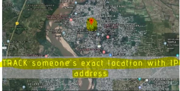 How to Find the Exact Location of any IP Address ?