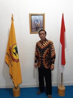 Ketua DPW Partai Berkarya NTB, H. Darmawan