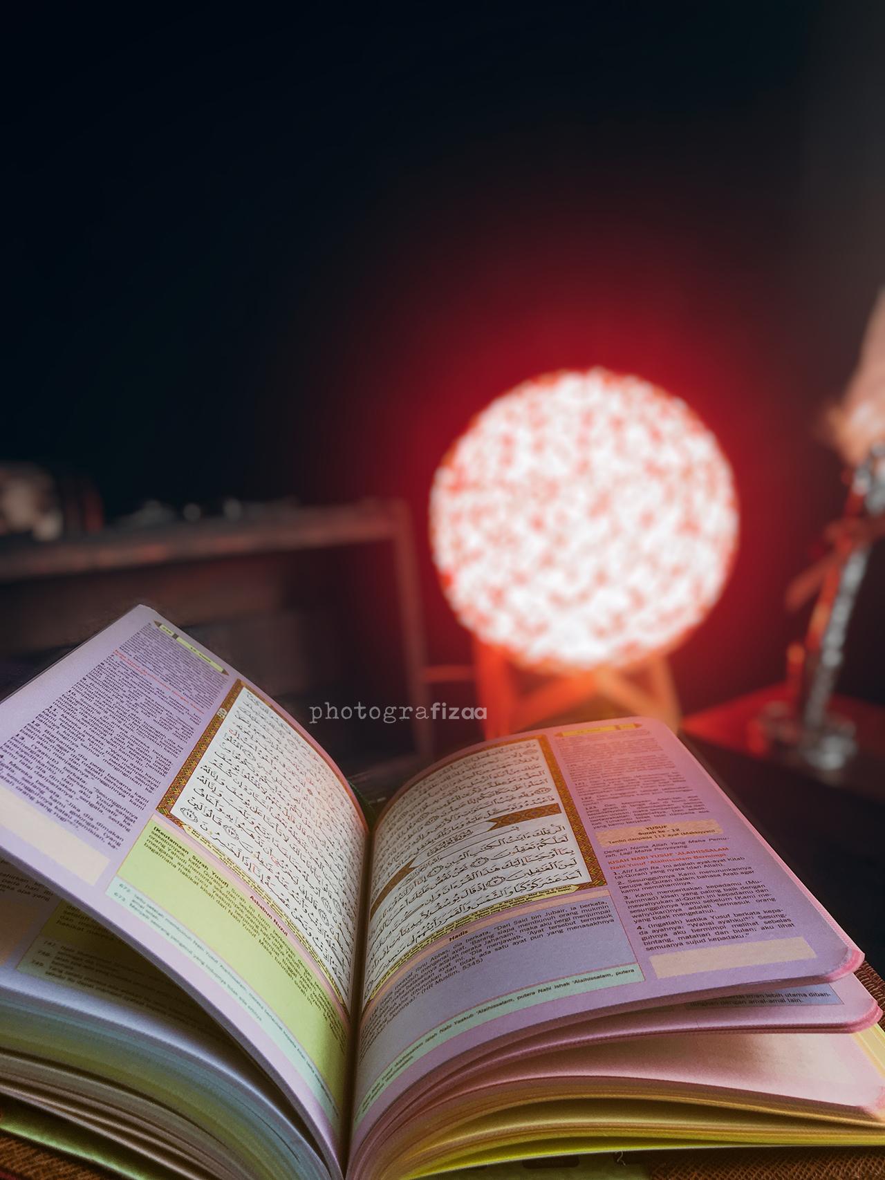 Al Quran Warna Pelangi Dengan Terjemahan