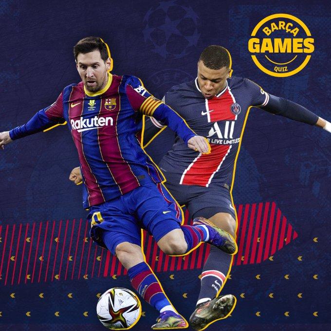 مشاهدة مباراة برشلونة وباريس سان جيرمان بث مباشر اليوم 16-2-2021