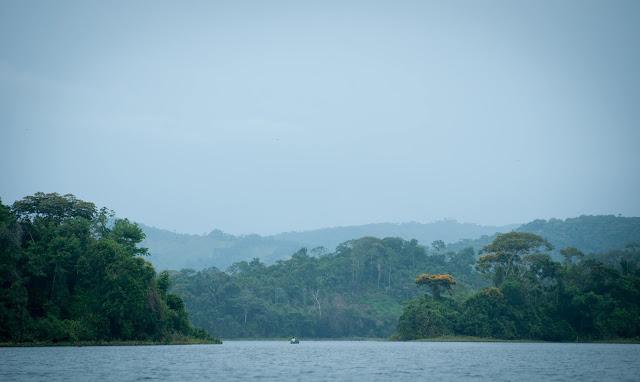 Spre Lacul Gatún, Panama