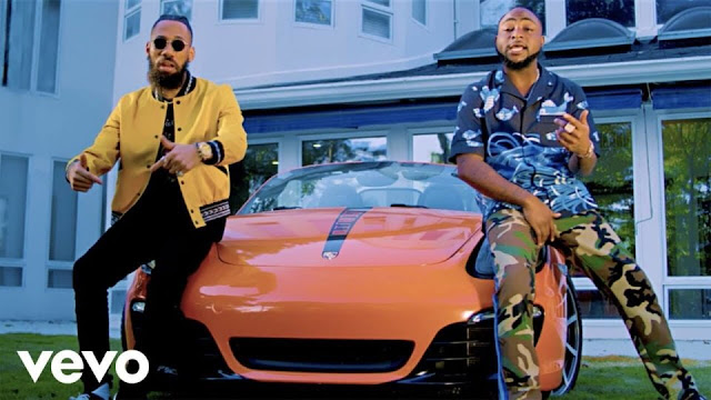 Free Download Phyno ft. Davido - Ride For You mp4