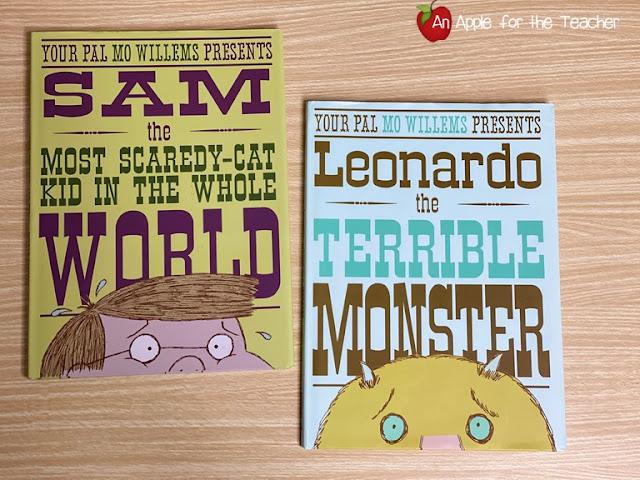 Leonardo the Terrible Monster Book Cover
