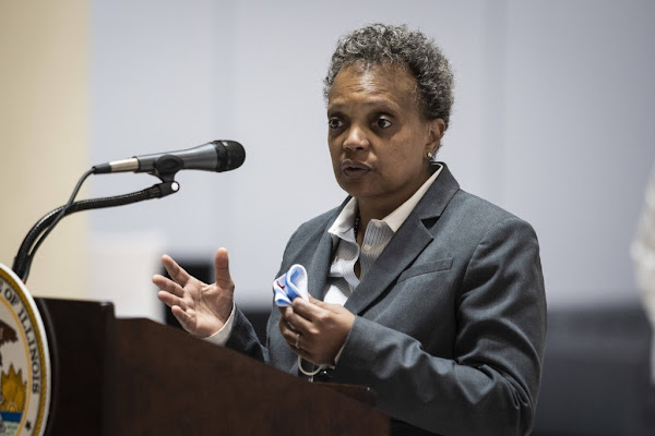 Pour son mi-mandat, la maire de Chicago n'accepte plus que des interviews avec des journalistes de couleur