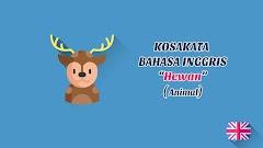Hewan (Animal) + Pronunciation - Kosakata Bahasa Inggris
