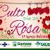 Secretaria de Saúde realiza palestra em alusão ao Outubro Rosa na Igreja Batista de Santana dos Garrotes