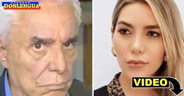Hija de Alejandra Guzmán denunció a su abuelo por abusarla desde mu pequeña