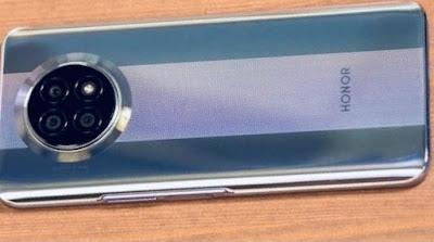 Honor X20 Max - 6000 mah battery phone
