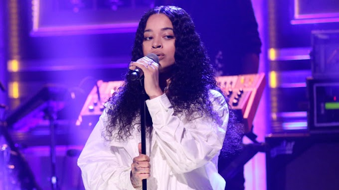 "British Singer, Ella Mai Speaks On Working With Wizkid For ""Made In Lagos"""