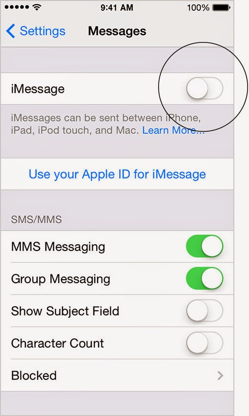 Apple launches Deregister iMessage online tool