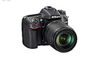 5. Nikon D7100 DSLR