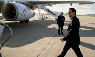 Πανικός για τον Τσίπρα στην πτήση για Γιάννενα: Τι συνέβη στο αεροπλάνο - ΕΙΚΟΝΕΣ