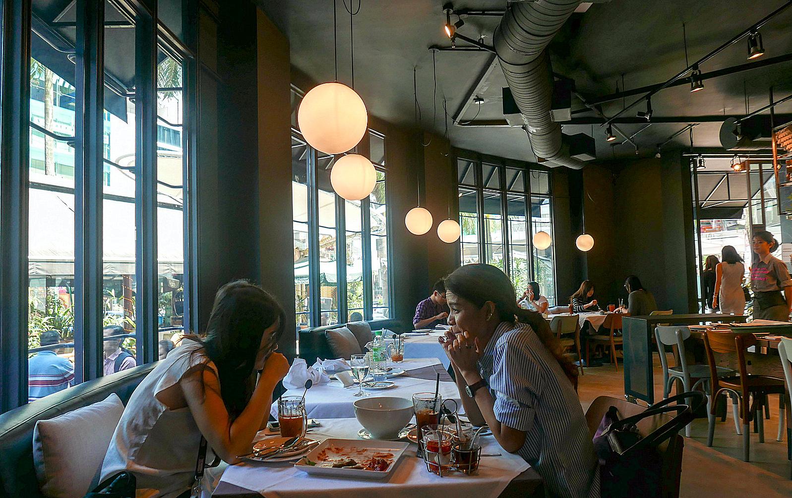 Feeka Restaurant Menu