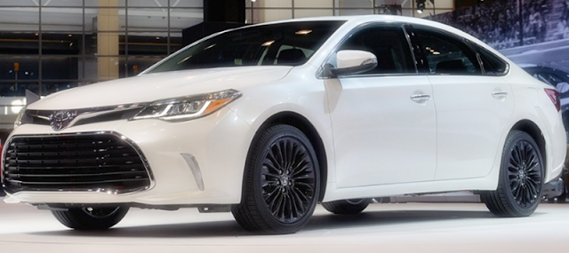 2018 Toyota Avalon Changes