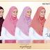 Nohar : Tudung Instant Shawls Ayrahana Hijab Swaorvski Ekslusif [ Sarung Terus ]