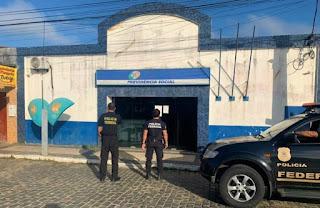 PF desarticula esquema de fraudes contra o INSS no Recôncavo Baiano