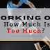 Working Out: How Much Is Too Much?