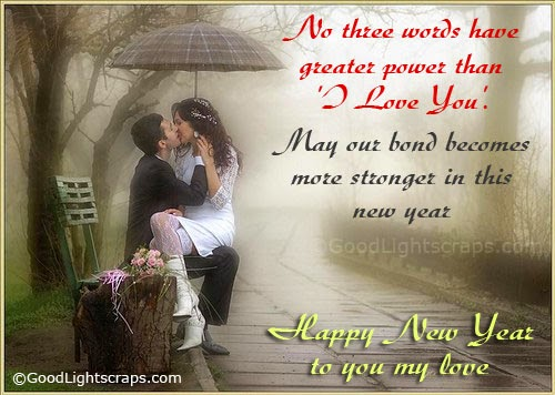 Happy New Year Wishes for Husband - Happy New Year 2015