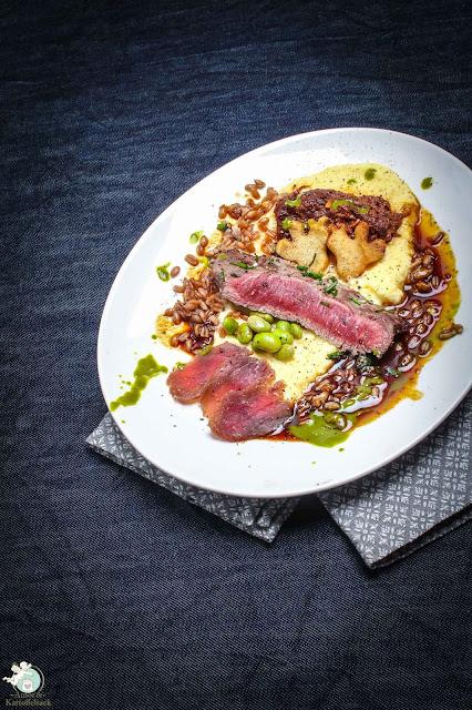 drei Rezepte für Rindfleisch