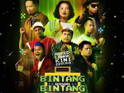 Live Streaming Bintang Bersama Bintang (BBB) 2019 Online
