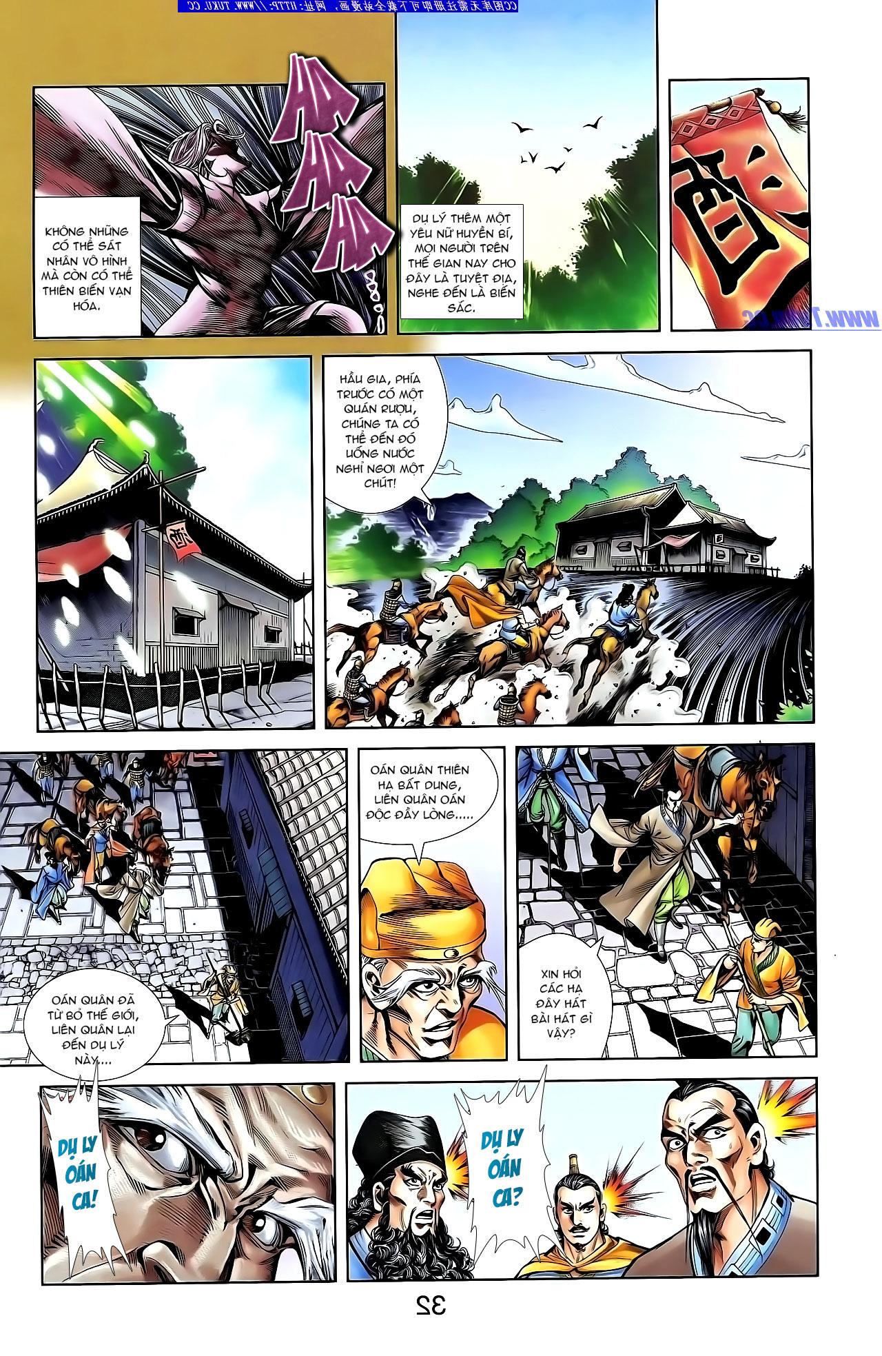Cơ Phát Khai Chu Bản chapter 133 trang 13