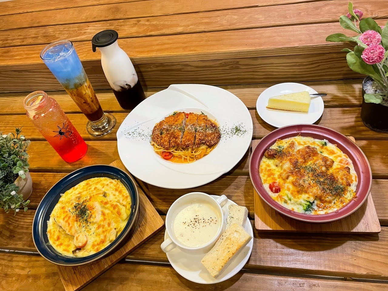 [台南][北區] 伊甸風味館|平價美味義式料理|台南聚餐推薦