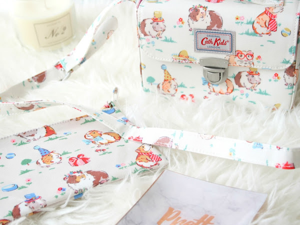 When You Love GuineaPigs So Much You Buy Everything They're On! Cath Kidston and Guineapig Wheekly Haul