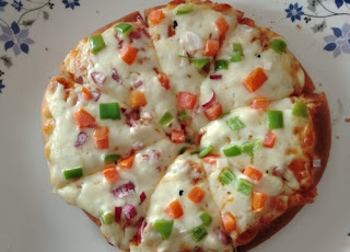 Veg-pizza-recipe-without-ovan