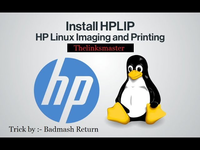 In this tutorial i will show you how to install / configuring hp laserjet pro mfp m128fw / All HP Printer in ubuntu With Support For Ubuntu 14.04 and More Printers ( hplip-3.16.7.run) On Ubuntu 14.04 LTS / 13.10 / 12.04 LTS ,LinuxMint 16 / 15 / 14, Debian and Fedora Tutorial by Thelinksmaster